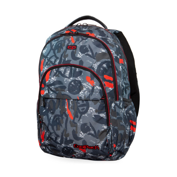Backpack  CoolPack Basic Plus Red Indian 32164CP No. B03005