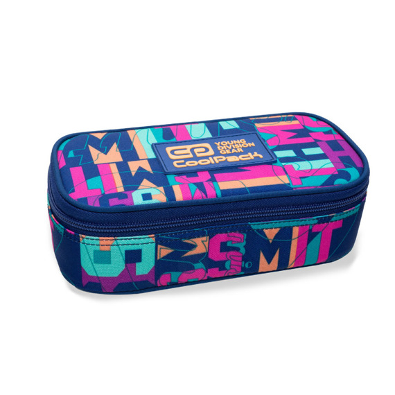 Pencil case CoolPack Campus XL Missy 21458CP No. B63100