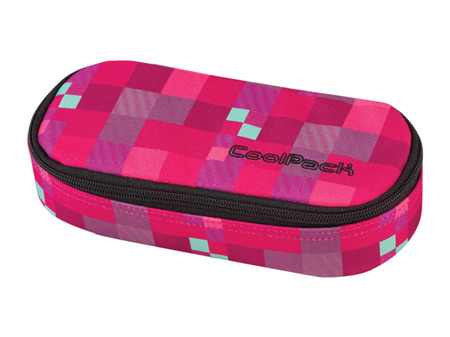 Pencil case Coolpack Campus Red berry 60790CP nr 521