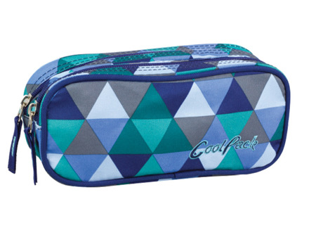 Pencil case Coolpack Clever Prism 78153CP No. 682