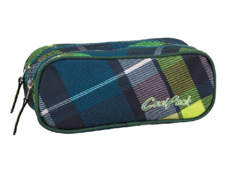 Pencil case Coolpack Clever Verdure 76951CP No. 626