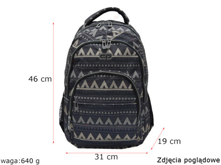 School backpack Coolpack Basic Plaid 69359CP nr 905