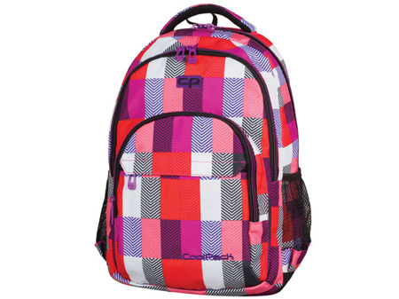 School backpack Coolpack Basic Snow hills 69816CP nr 922