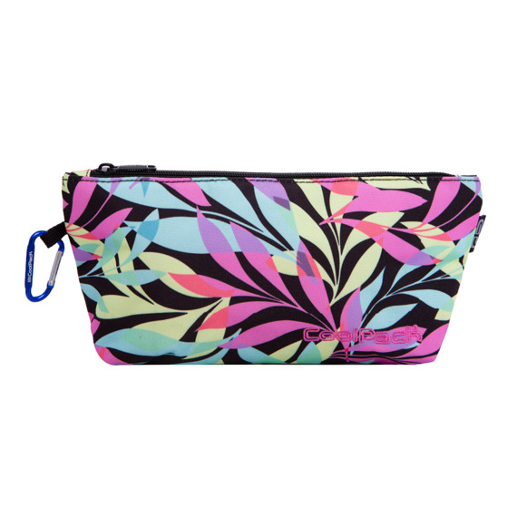 Set Coolpack Pastel Leaves - Prime backpack and  Clever pencil case