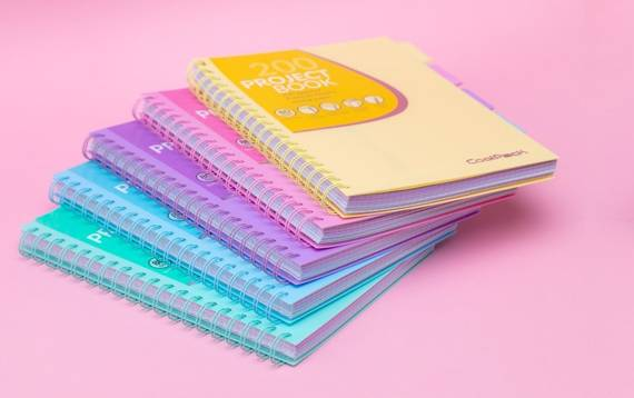 Spiral Note Books B5 Coolpack  81346CP