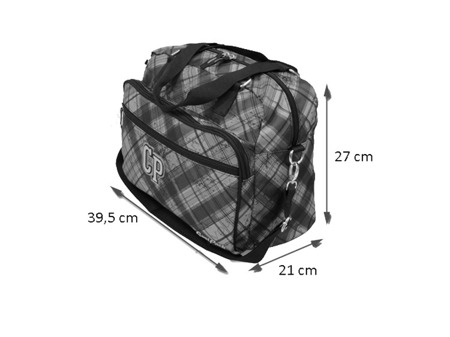 Travel bag Coolpack Smart Rubin 46787CP No. 109
