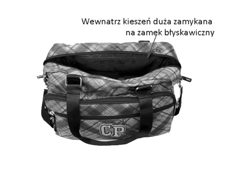 Travel bag Coolpack Smart Star dust 50357CP travel bag No. 294