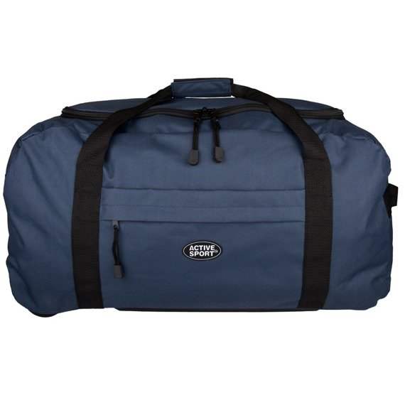 Travel bag on wheels navy Active Sport 41175