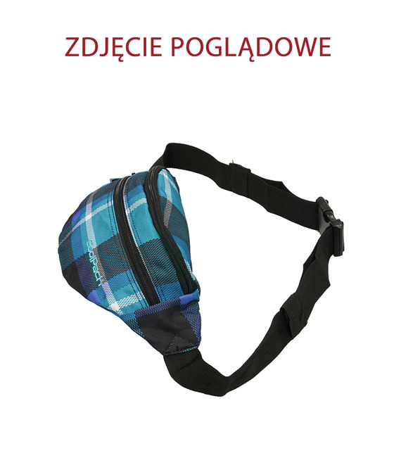 Waist bag Coolpack Polar Colour tiles 59640CP nr 475