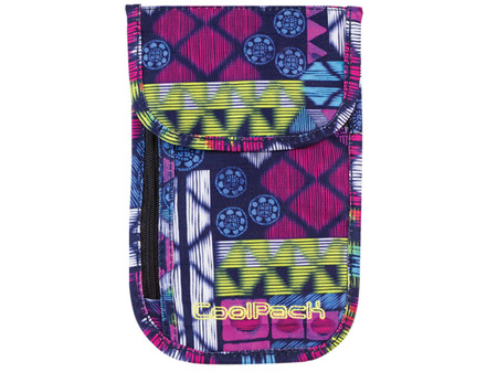 Wallet Coolpack Tourist Tribal 60646CP nr 514