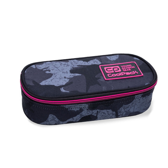 Piórnik szkolny CoolPack Campus Moro Pink 98069CP nr B62064