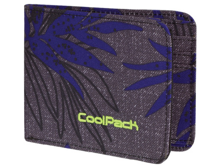 Portfel Coolpack Patron Palm leaves 71215CP nr 975
