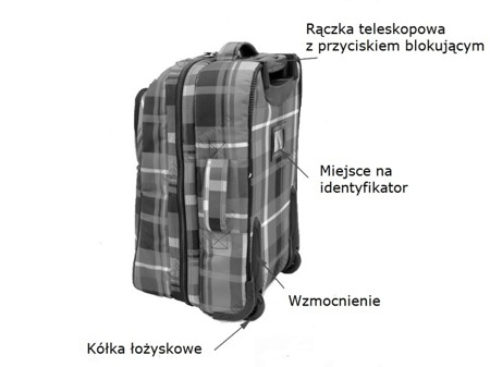 Walizka Coolpack Escape Texas 46206CP nr 75